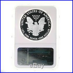 2012 S Proof Silver Eagle NGC PF70 Early Releases From SAN FRANCISCO Mint Set