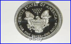 2015-w Silver Eagle Proof Us Mint Congratulations Set Extremely Rare