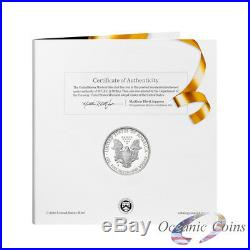 2017-S US Mint Congratulations Set (17RF) American Silver Eagle Proof Coin