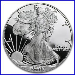 2019 $1 1oz Silver Eagle PF70 NGC Early Releases Charles Vickers POP 40