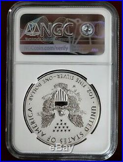 2019 Pride of Two Nations First Releases NGC Graded PF70! Silver Eagle. RARE