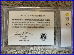 2020 V75th Anniversary Silver Coin PR69 PCGS US Mint American Eagle Proof DCAM