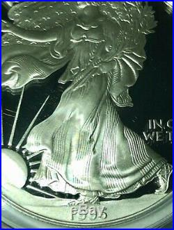 Silver Eagle DATE/RUN PF70DCAM 1986-2019 with 1995W! Mercanti! 24 Hour SPECIAL